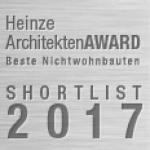 Heinze Award Shortlist
