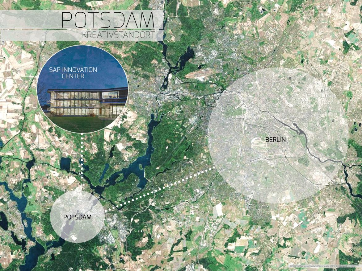 Vortrag Innovationsstandort Potsdam